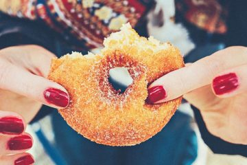 7 STEPS TO MANAGING SUGAR CRAVINGS! 2