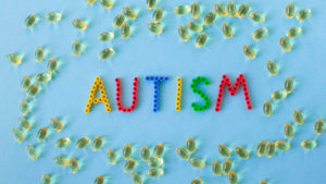 Child nutritionist for autism