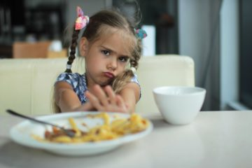 my child is a fussy eater