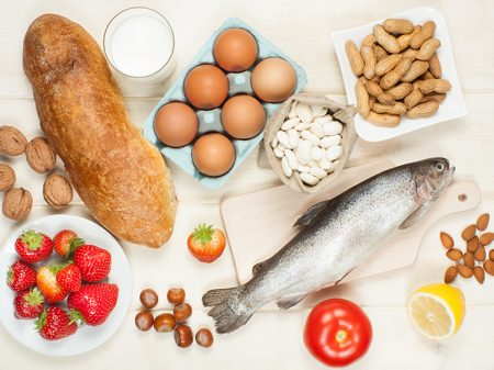 food intolerance and allergy dietitian